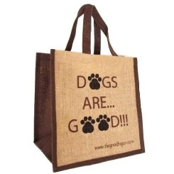 Dog Shopper Bags