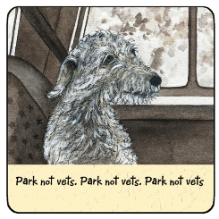 Dog Humourous Cards
