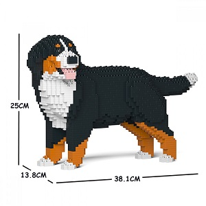 Bernese Mountain Dog Jekca Small (Wag)
