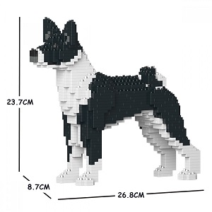 Basenji Jekca Small (Black)