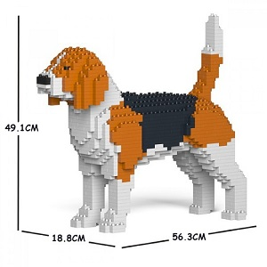 Beagle Medium - Dog Lego