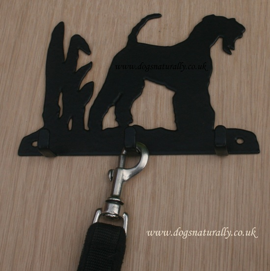 Airedale Lead Hanger
