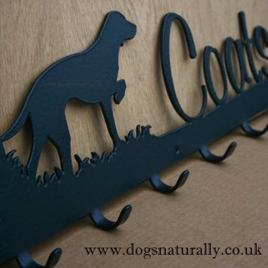 Luxury Vizsla Coat Rack - Dog Lover Gift