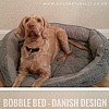 Bobble Bed Pewter/Grey