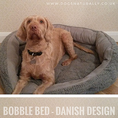 Deluxe Slumber Bobble Bed - Cable Knit Design