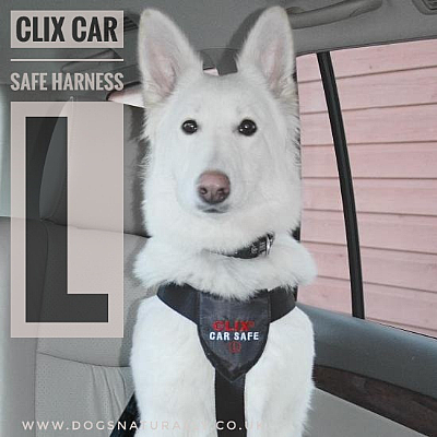 Car Safe Harness Clix Large