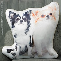 Chihuahua Cushion (Longhaired)