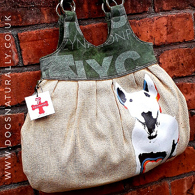 Designer English Bull Terrier Bag