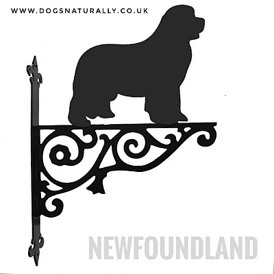 Newfoundland Ornate Wall Bracket
