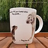 Head Tilt Mug - Little Dog Collection