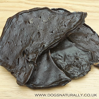 100% British Beef Liver Dog Treats (1kg)
