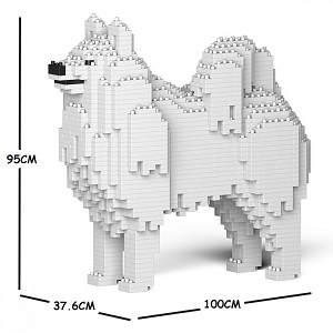 Samoyed Large Jekca (Dog Lego)