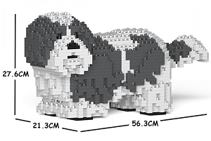 Shih Tzu Medium - Dog Lego