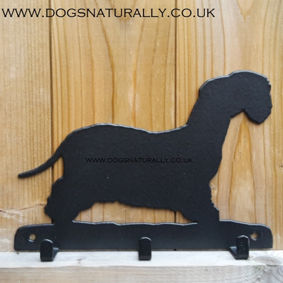 Cesky Terrier Lead/Key Rack