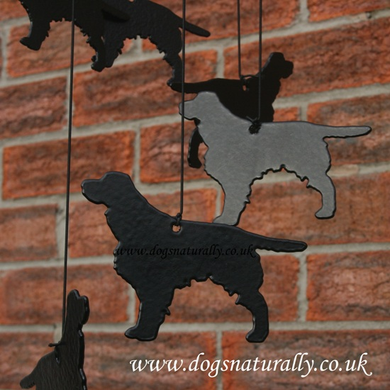 English Springer Windchimes