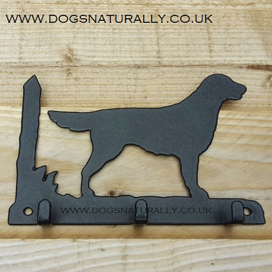 Flat Coated Retriever Lead Hanger