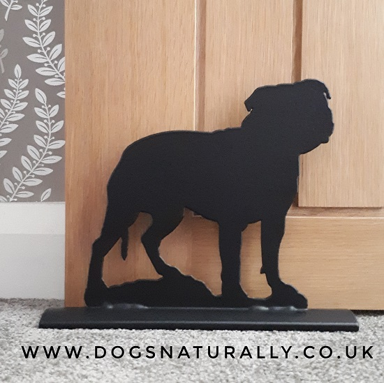 Staffie Doorstop