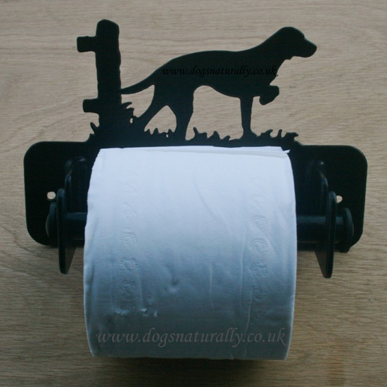 Vizsla Toilet Roll Holder