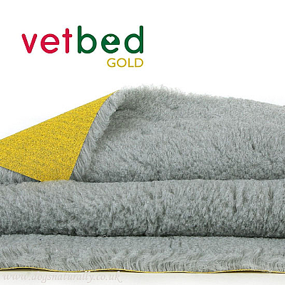 Vetbed Gold - Grey