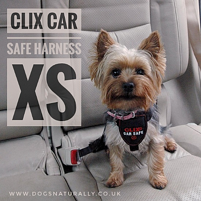 Car Safe Harness Clix Extra Small
