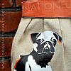 Designer Hand Bag - Pug - Fuzzy Nation