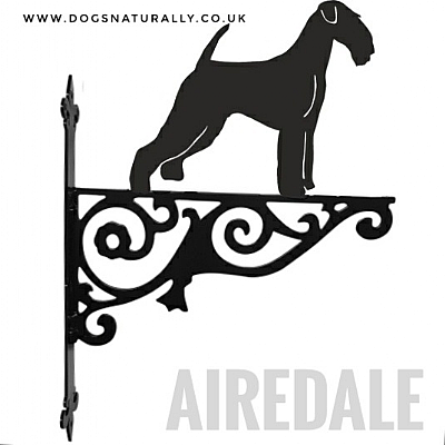 Airedale Ornate Wall Bracket