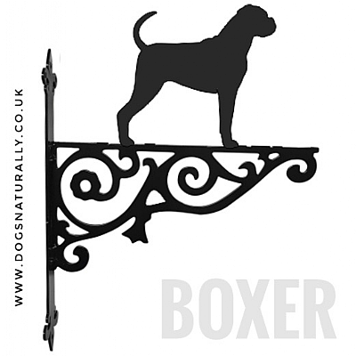Boxer Ornate Wall Bracket