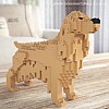 English Cocker Spaniel - Jekca (Dog Lego) Gold