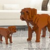 Dogue de Bordeaux Jekca (Dog Lego)