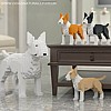 English Bull Terrier Jekca (Dog Lego) Group 4 Colours