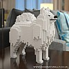 Samoyed Jekca (Dog Lego)