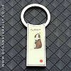 Fetch Fun Dog Keyring