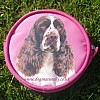English Springer Spaniel Purse - Pink