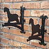 Pair of Cesky Wall Brackets