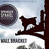 English Springer Wall Bracket (Docked)