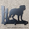 Staffie Lead/Key Rack
