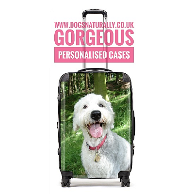 Large Personalised Suitcase