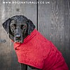 Red Drying Coat - Labrador